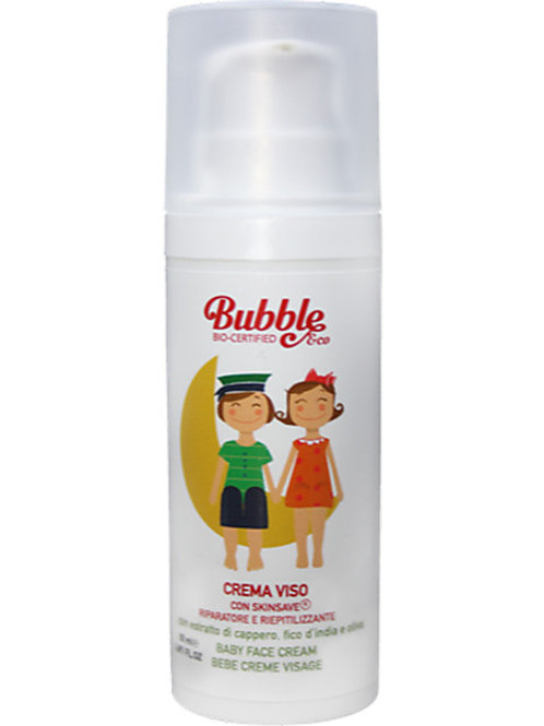 Bubble & Co - Crema viso baby