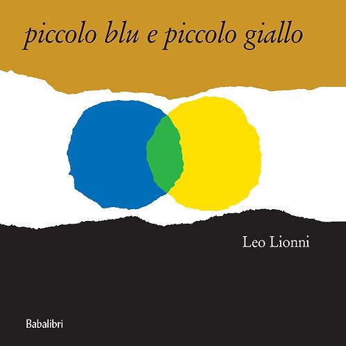 Babalibri -Piccolo blu e piccolo giallo