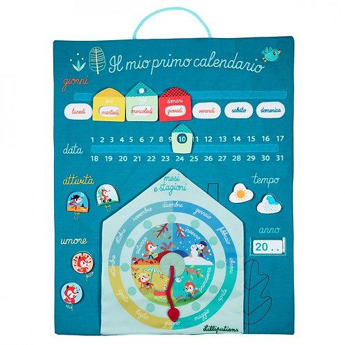 Lilliputiens -Il mio primo calendario