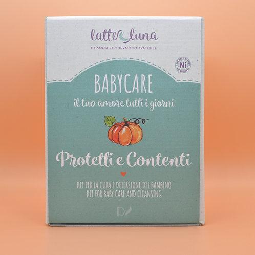 """Latte & Luna - Baby Care """"Protetti e contenti"""""""