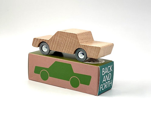 "Waytoplay - ""Back & forth"" mini-car"