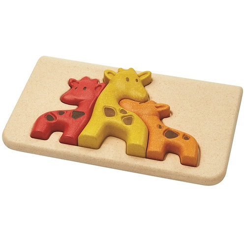 Plan Toys - Giraffe Puzzle