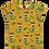 Thumbnail: Raspberry Republic - T-Shirt in cotone biologico maniche corte - Sirene