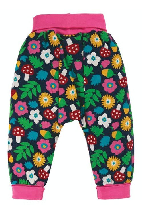 Frugi - Parsnip Pants Flowers