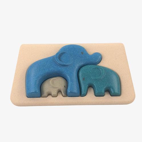Plan Toys - Elephant Puzzle