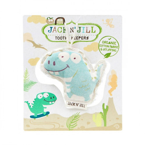 Jack 'N' Jill - Sacchetto porta dentino da latte