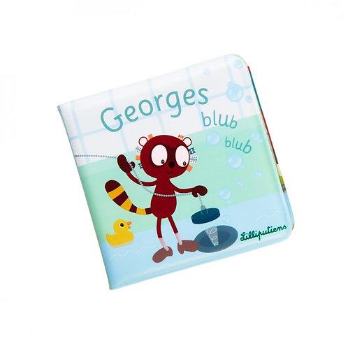 """Lilliputiens - Libro per il bagnetto """"Georges"""""""