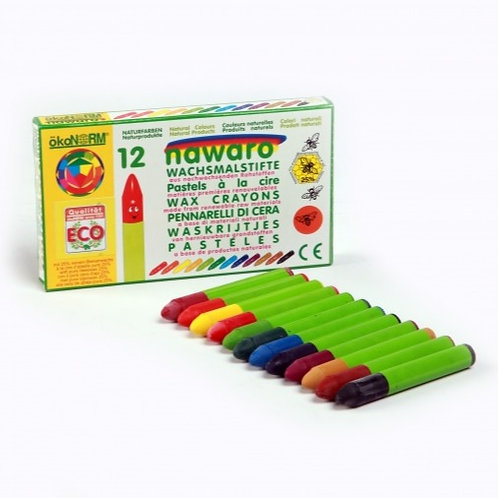 OkoNorm – Set 12 pastelli di cera