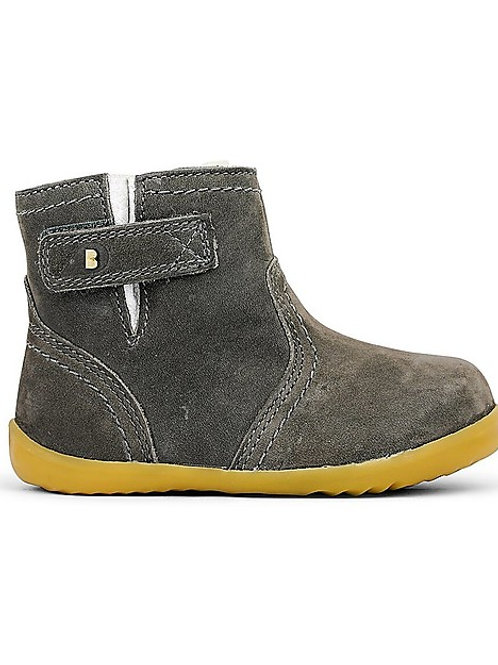 """Bobux - Step up """"Tahoe Arctic"""" charcoal"""