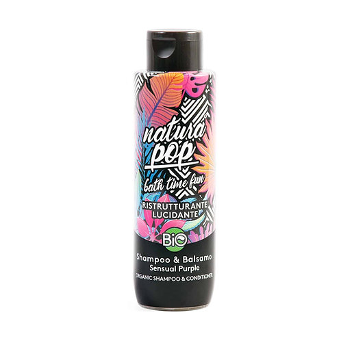 Naturapop - Shampoo & Balsamo 250ML