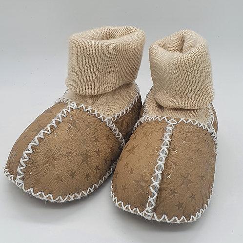Mr. Tiggle - Slipper Socks Draper (beige)