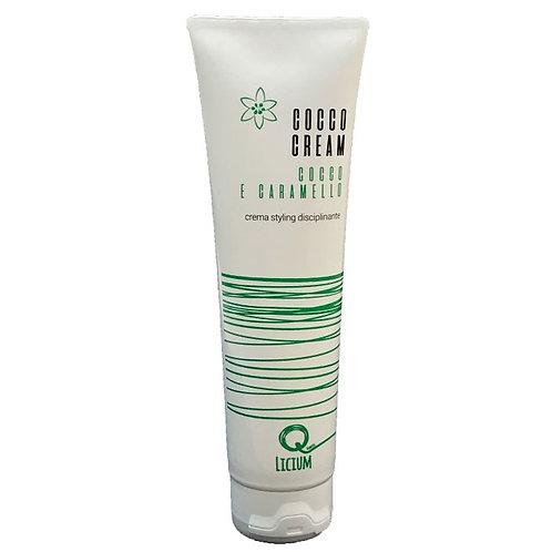 Quantic Licium - Coccocream - Crema Styling Disciplinante Cocco e Caramello