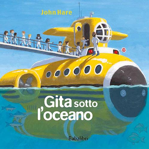 Babalibri - Gita sotto l'oceano - SILENT BOOK