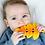 Thumbnail: Lanco Toys - Giochi da dentizione - Foglia d'oro