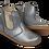 """Thumbnail: Bobux - I-Walk """"Jodhpur Charcoal"""" Shimmer"""