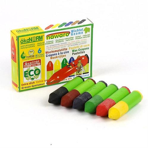 OkoNorm – Set 6 mini pastelli di cera