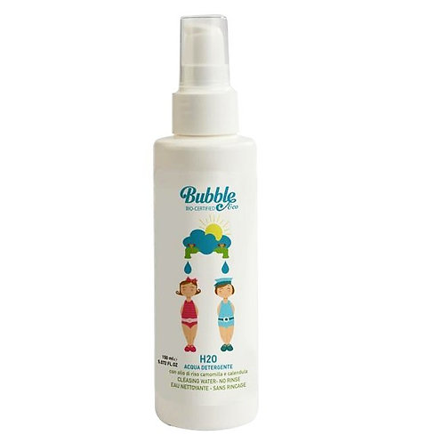 Bubble & Co - H20 acqua detergente baby