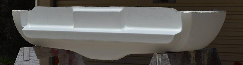 PL30/F4 Rear Skirt/Bumper
