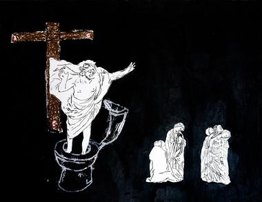 Origin of Holy Water IV