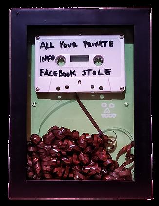 NFT Tapes: Facebook