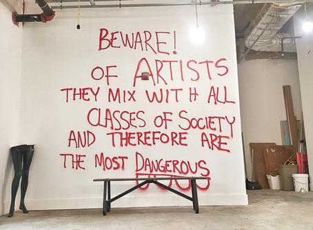 NFT Art House 2016 -2018