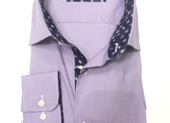 Lilac Pope Regular Fit  shirt