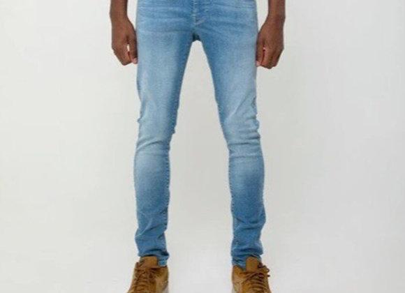 D.M.L Super Skinny Sky Blue Jean