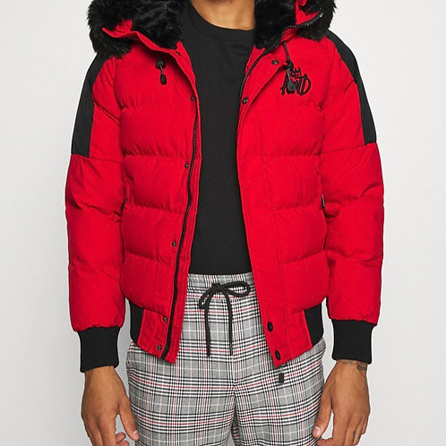 KINGS WILL DREAM Branson jacket RED