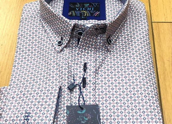 Vichi Tailored Shirt Ron 2086