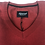 Thumbnail: Mineral v neck sweatshirt in red