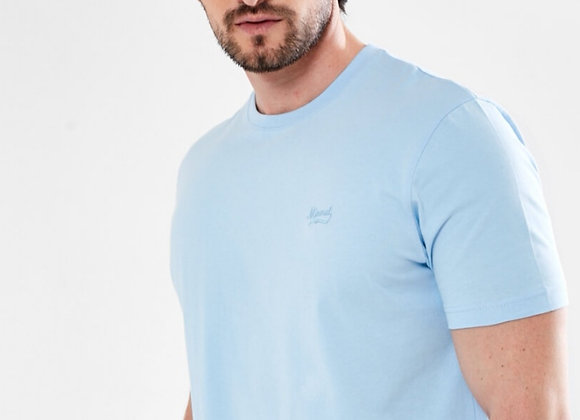 Mineral Tee-shirt  in SKY BLUE