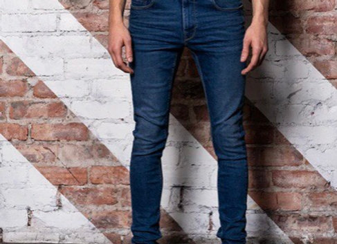D.M.L Super Skinny Darkwash Jean