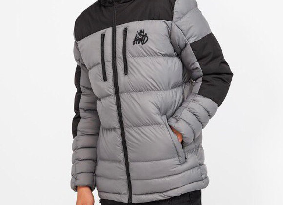 KINGS WILL DREAM Boden puffer jacket GREY