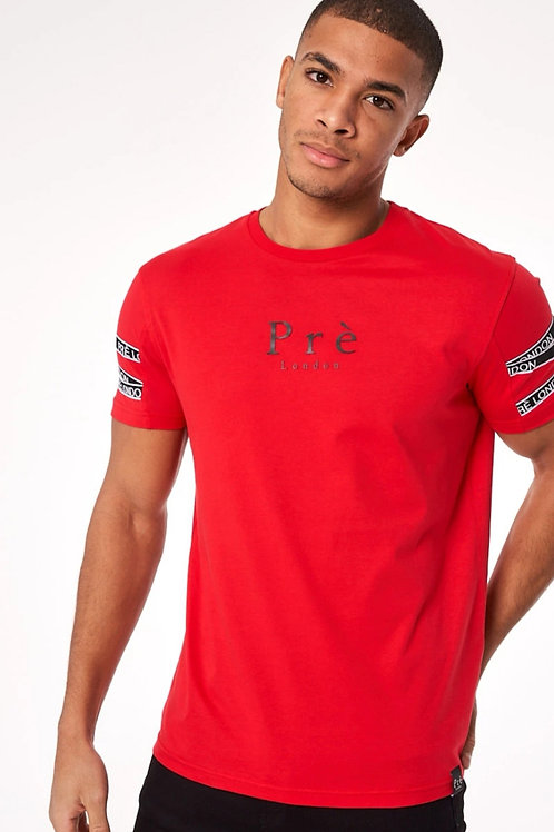 Vichy tee Red