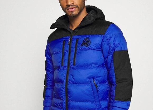 KINGS WILL DREAM boden puffer jacket BLUE