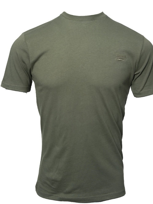 Mineral Tee-shirt In KHAKI GREEN