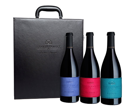RANSOM Pinot Noir     Three-Bottle Collection