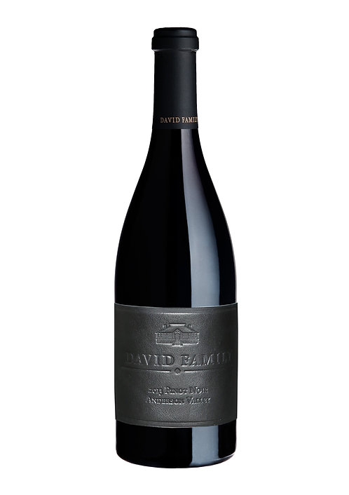 2013 Black Label Anderson Valley Pinot Noir (Reg. Retail $115)