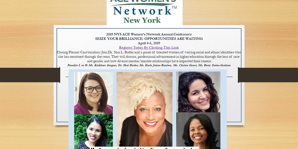NYS American Council on Education Women's Network State Conference