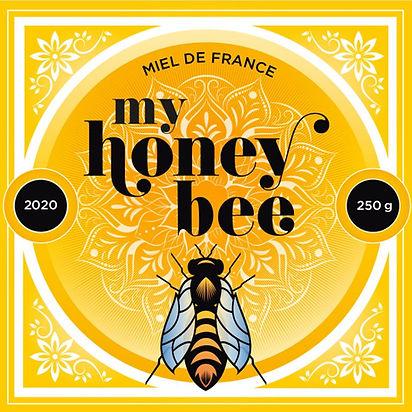 honeybee yuzu culinaire
