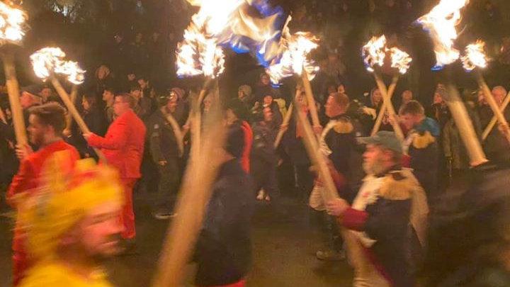 Up Helly Aa Viking Festival January 2022 11 Days