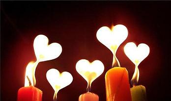Velas para un Amarre de Amor