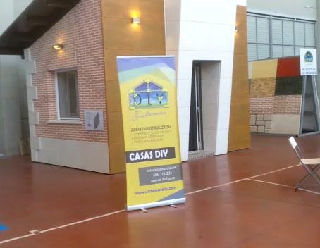 """Presentación Comercial """"Feria Aranda de Duero"""" Vídeo Sistemas DIY."""