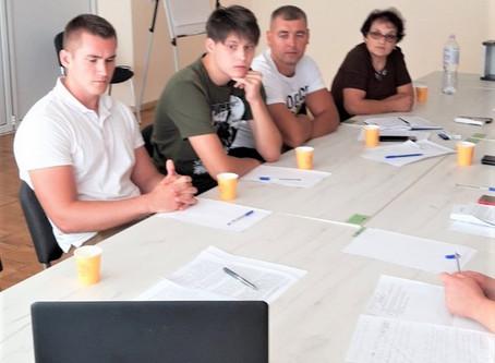 Співбесіда з представниками програми DOBRE