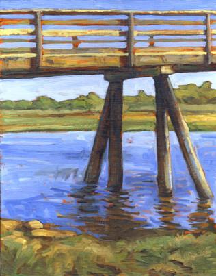 #57 - Footbridge at Footbridge