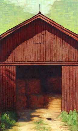 #15 - Haybarn at Tulmeadow Farm