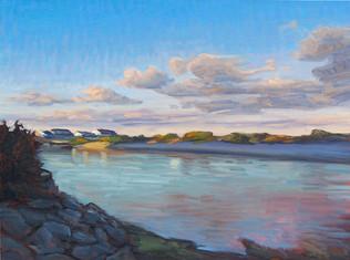 #59 - Ogunquit River - Summer's End