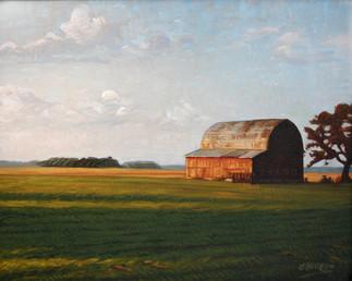 #31 - Ohio Barn