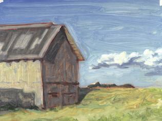 #41 - Sunny Barn