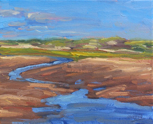#30 - Ogunquit River - Sunny Day